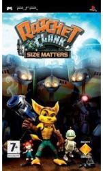 Sony Ratchet & Clank Size Matters (PSP)
