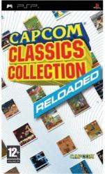 Capcom Capcom Classics Collection Reloaded (PSP)
