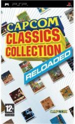 Capcom Capcom Classics Collection Reloaded (PSP)