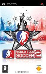 Sony World Tour Soccer 2 (PSP)