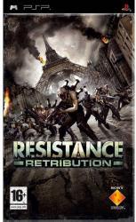 Sony Resistance Retribution (PSP)