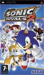 SEGA Sonic Rivals 2 (PSP)