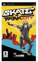 Midas Skate Park City (PSP)