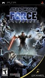 LucasArts Star Wars The Force Unleashed (PSP)