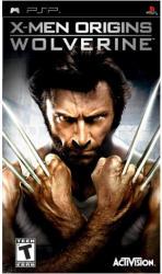 Activision X-Men Origins Wolverine (PSP)