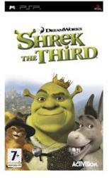 Activision Shrek the Third (PSP)