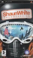 Ubisoft Shaun White Snowboarding (PSP)