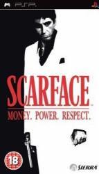 Vivendi Scarface Money, Power, Respect (PSP)