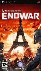 Ubisoft Tom Clancy's EndWar (PSP)
