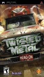 Sony Twisted Metal Head On (PSP)