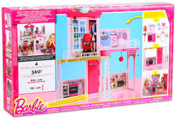 Mattel Barbie Ház
