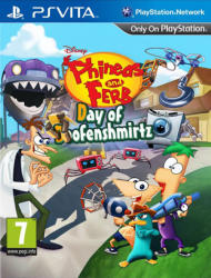 Sony Phineas and Ferb Day of Doofenshmirtz (PS Vita)