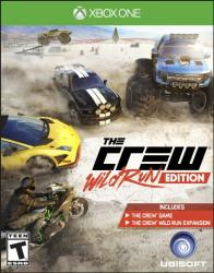 Ubisoft The Crew [Wild Run Edition] (Xbox One)