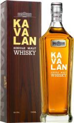 KAVALAN Single Malt Whiskey 0,7L 40%