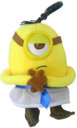 Dongguan Yuan Kang Plush Toys Minyonok: Egyiptomi minyon műanyag csattal 14cm