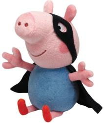 TY Inc Beanie Babies - Peppa malac, a szuperhős 15cm (TY46188)