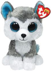 TY Inc Beanie Boos - Slush, a kutyus 15cm (TY36006)