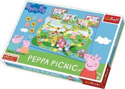 Trefl Peppa malac piknikezik