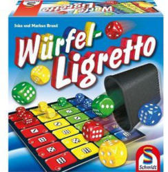 Schmidt Spiele Ligretto Dice