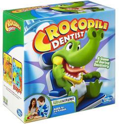 Hasbro Krokodil fogászat - Crocodil Dentist