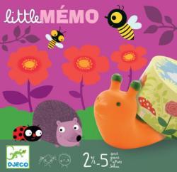DJECO Egy kis memória - Little mémo