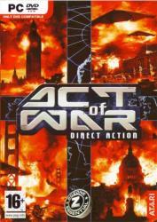 Atari Act of War Direct Action (PC)