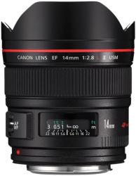 Canon EF 14mm f/2.8L II USM (AC2045B005AA)