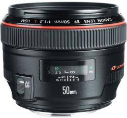 Canon EF 50mm f/1.2L USM (AC1257B005AA)