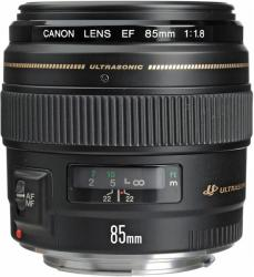 Canon EF 85mm f/1.8 USM (ACC21-7321201)