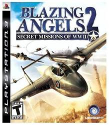 Ubisoft Blazing Angels 2 Secret Missions of WWII (PS3)