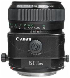 Canon TS-E 90mm f/2.8 (ACC21-7291221)
