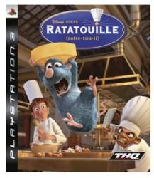 THQ Ratatouille (PS3)