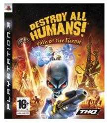 THQ Destroy All Humans! Path of the Furon (PS3)