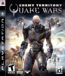 Activision Enemy Territory Quake Wars (PS3)