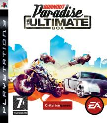 Electronic Arts Burnout Paradise [The Ultimate Box] (PS3)