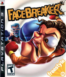 Electronic Arts FaceBreaker (PS3)