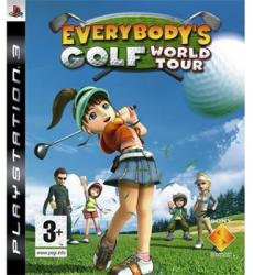 Sony Everybody's Golf World Tour (PS3)