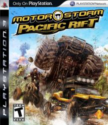 Sony Motorstorm Pacific Rift (PS3)