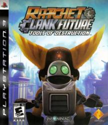 Sony Ratchet & Clank Tools of Destruction (PS3)