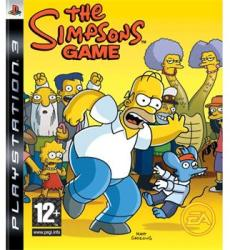 Electronic Arts The Simpsons Game (PS3)