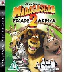 Activision Madagascar Escape 2 Africa (PS3)