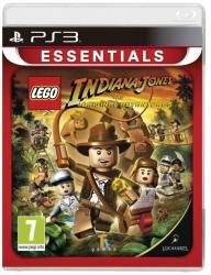 LucasArts LEGO Indiana Jones The Original Adventures (PS3)