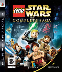 LucasArts LEGO Star Wars The Complete Saga (PS3)