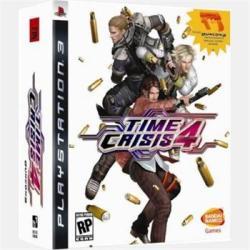 Sony Time Crisis 4 [GunCon 3 Bundle] (PS3)