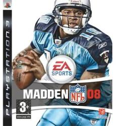 Electronic Arts Madden NFL 08 (PS3)