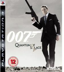 Activision 007 James Bond Quantum of Solace (PS3)