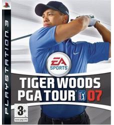 Electronic Arts Tiger Woods PGA Tour 07 (PS3)