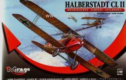 Mirage Hobby Halberstadt CL II 1/48 481306