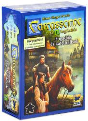 Hans im Glück Carcassonne Fogadók és Katedrálisok