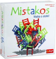 Trefl Mistakos - Harc a székekkel